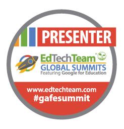 GAFE Summit Badge